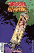Vampirella vs. Reanimator (2018 Dynamite) 1E