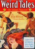 Weird Tales (1923-1954 Popular Fiction) Pulp 1st Series Vol. 19 #4
