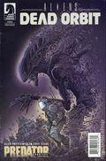Aliens Dead Orbit/Predator Hunters Preview (2017 Dark Horse Comics) 0
