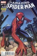 Amazing Spider-Man (2015 4th Series) 1MIDTOWN