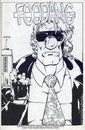 Continum Comics Special Ashcan Edition (1994) 2