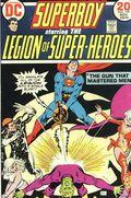 Superboy (1949-1979 1st Series DC) Mark Jewelers 199MJ