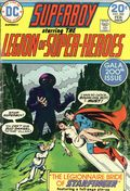 Superboy (1949-1979 1st Series DC) Mark Jewelers 200MJ