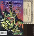 Weapon X (1995 1st Series) 3DF.SIGNED