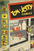 Tom and Jerry (1949 Dell/Gold Key) Canadian Series 72