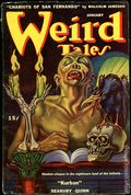 Weird Tales (1923-1954 Popular Fiction) Pulp 1st Series Vol. 39 #3
