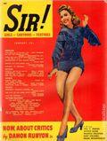 Sir! Magazine (1942) Vol. 1 #5
