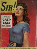 Sir! Magazine (1942) Vol. 1 #8