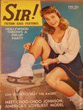 Sir! Magazine (1942) Vol. 2 #3