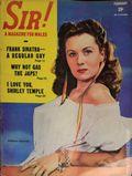 Sir! Magazine (1942) Vol. 2 #9