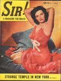 Sir! Magazine (1942) Vol. 3 #4
