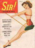 Sir! Magazine (1942) Vol. 4 #1
