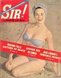 Sir! Magazine (1942) Vol. 6 #1