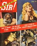 Sir! Magazine (1942) Vol. 7 #10
