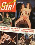 Sir! Magazine (1942) Vol. 8 #1