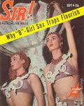 Sir! Magazine (1942) Vol. 13 #9