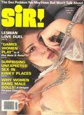 Sir! Magazine (1942) Vol. 37 #1