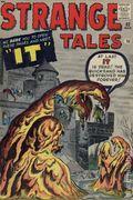 Strange Tales (1951-1976 1st Series) UK Edition 82UK