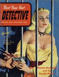 Best True Fact Detective (1943-1981 Newsbook) Dec 1949