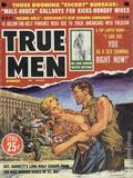 True Men Stories Magazine (1956-1974 Feature/Stanley) Vol. 7 #4