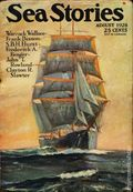 Sea Stories (1927-1930 Street & Smith) Pulp Aug 1928