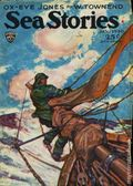 Sea Stories (1927-1930 Street & Smith) Pulp Jan 1930