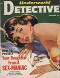 Underworld Detective Magazine (1949 UDI) Vol. 3 #8