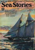 Sea Stories (1927-1930 Street & Smith) Pulp Apr 1930
