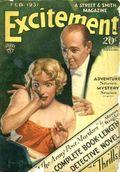 Excitement (1930-1931 Street & Smith) Pulp Feb 1931