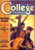 College Stories (1931-1932 Street & Smith) Pulp Vol. 22 #3