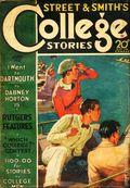 College Stories (1931-1932 Street & Smith) Pulp Jun 1931