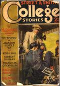 College Stories (1931-1932 Street & Smith) Pulp Jul 1931