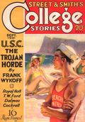 College Stories (1931-1932 Street & Smith) Pulp Sep 1931