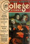 College Stories (1931-1932 Street & Smith) Pulp Feb 1932