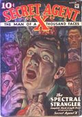 Secret Agent X (1934-1939 Periodical House) Pulp Mar 1934