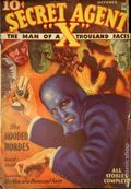 Secret Agent X (1934-1939 Periodical House) Pulp Vol. 3 #2