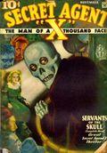 Secret Agent X (1934-1939 Periodical House) Pulp Nov 1934