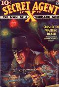 Secret Agent X (1934-1939 Periodical House) Pulp Feb 1935