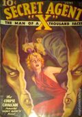Secret Agent X (1934-1939 Periodical House) Pulp May 1935