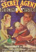 Secret Agent X (1934-1939 Periodical House) Pulp Vol. 8 #1