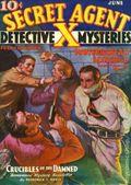 Secret Agent X (1934-1939 Periodical House) Pulp Jun 1936