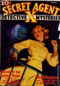 Secret Agent X (1934-1939 Periodical House) Pulp Vol. 9 #1