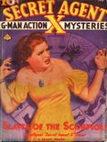 Secret Agent X (1934-1939 Periodical House) Pulp Vol. 12 #1