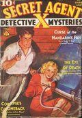 Secret Agent X (1934-1939 Periodical House) Pulp Feb 1938