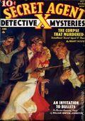 Secret Agent X (1934-1939 Periodical House) Pulp Jun 1938