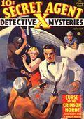 Secret Agent X (1934-1939 Periodical House) Pulp Sep 1938