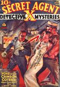 Secret Agent X (1934-1939 Periodical House) Pulp Mar 1939