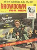 Men in Combat / Showdown For Men (1957 Hanro Corporation) Vol. 1 #6