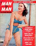 Man to Man Magazine (1949 Picture Magazines) Vol. 2 #1