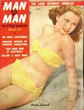 Man to Man Magazine (1949 Picture Magazines) Vol. 2 #3
